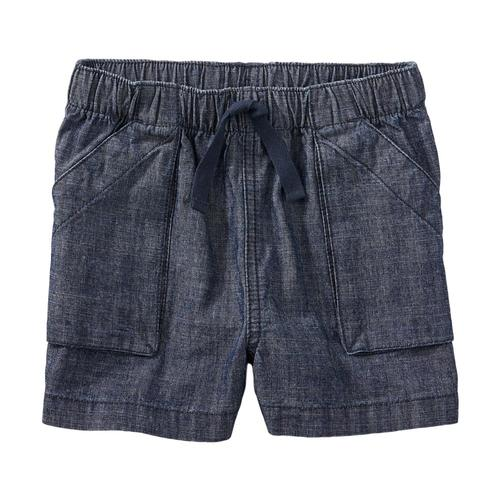Tea Collection Girls Pull-On Shorts Blue
