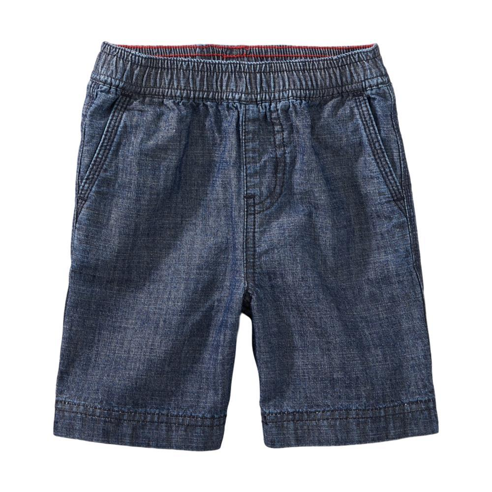 Tea Collection Infant Easy Does It Chambray Shorts