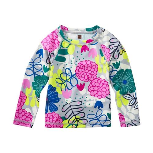 Tea Collection Girls Long Sleeve Rash Guard