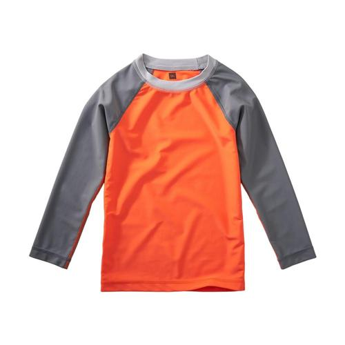 Tea Collection Kids Long Sleeve Raglan Rash Guard