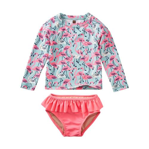 Tea Collection Infant Rash Guard Set
