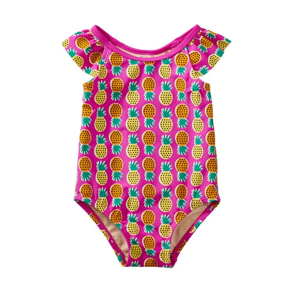 Tea Collection Infant Baby One-Piece Swimsuit TROPICAL