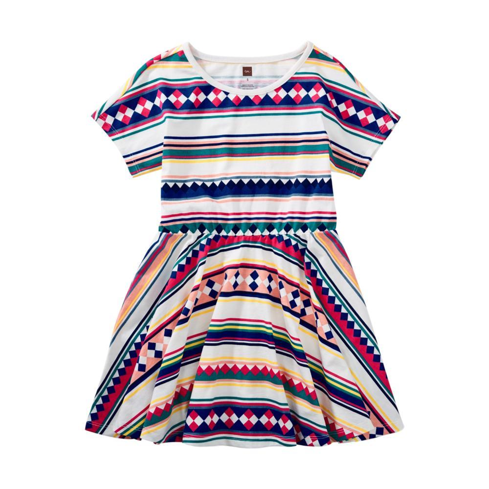Tea Collection Girls Trapeze Dress POPCOLOR