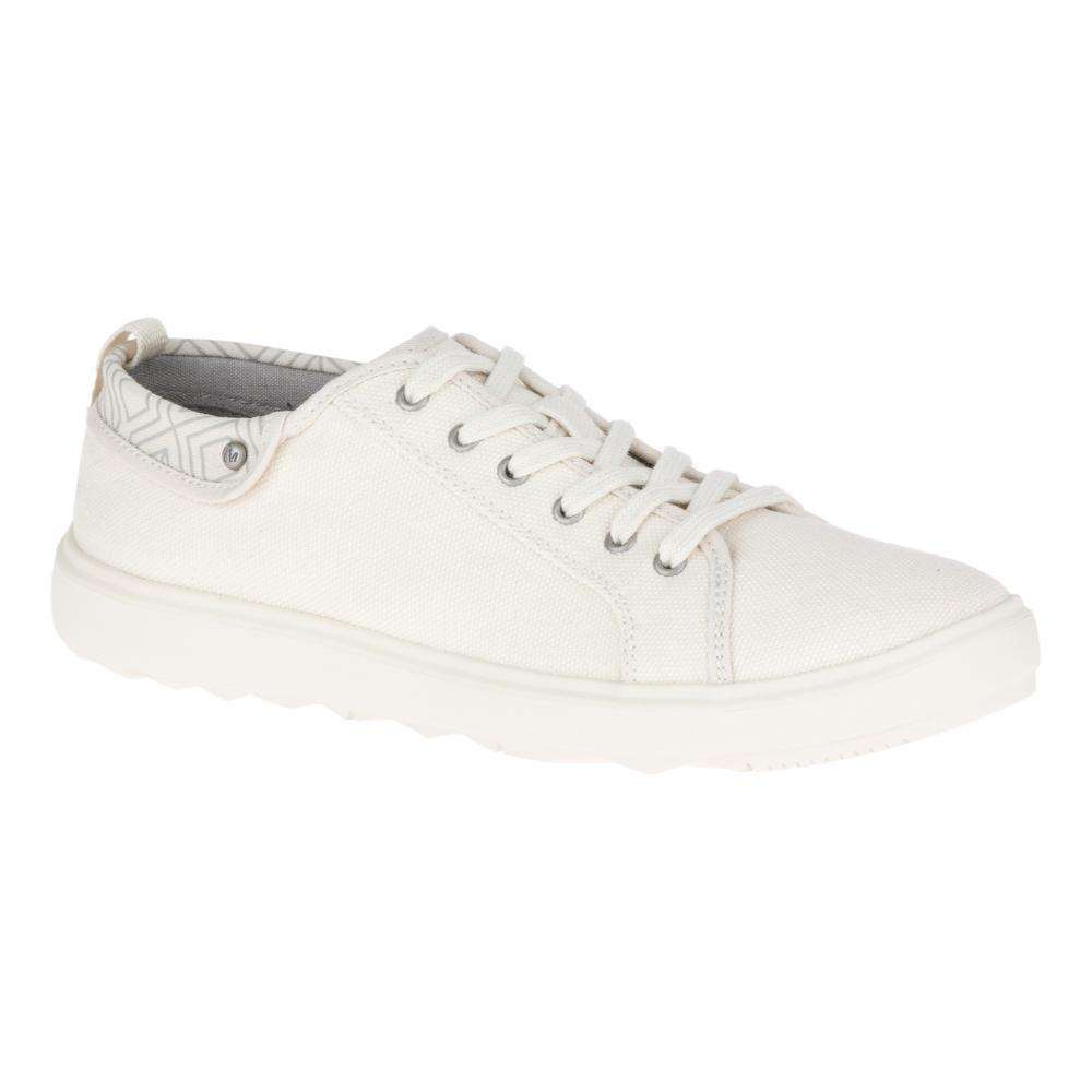 Merrell Women's Around Town City Lace Canvas Shoes WHITECAP