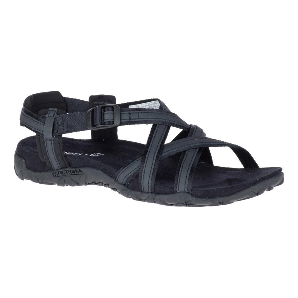 67d4d609bcd4 Selected Color Merrell Women s Encore Q2 Breeze 3 Shoes BLACK