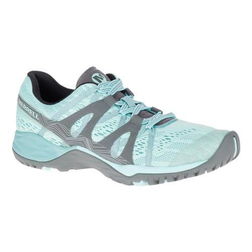 Merrell Women's Siren Hex Q2 E-Mesh Hiking Shoes Aqua