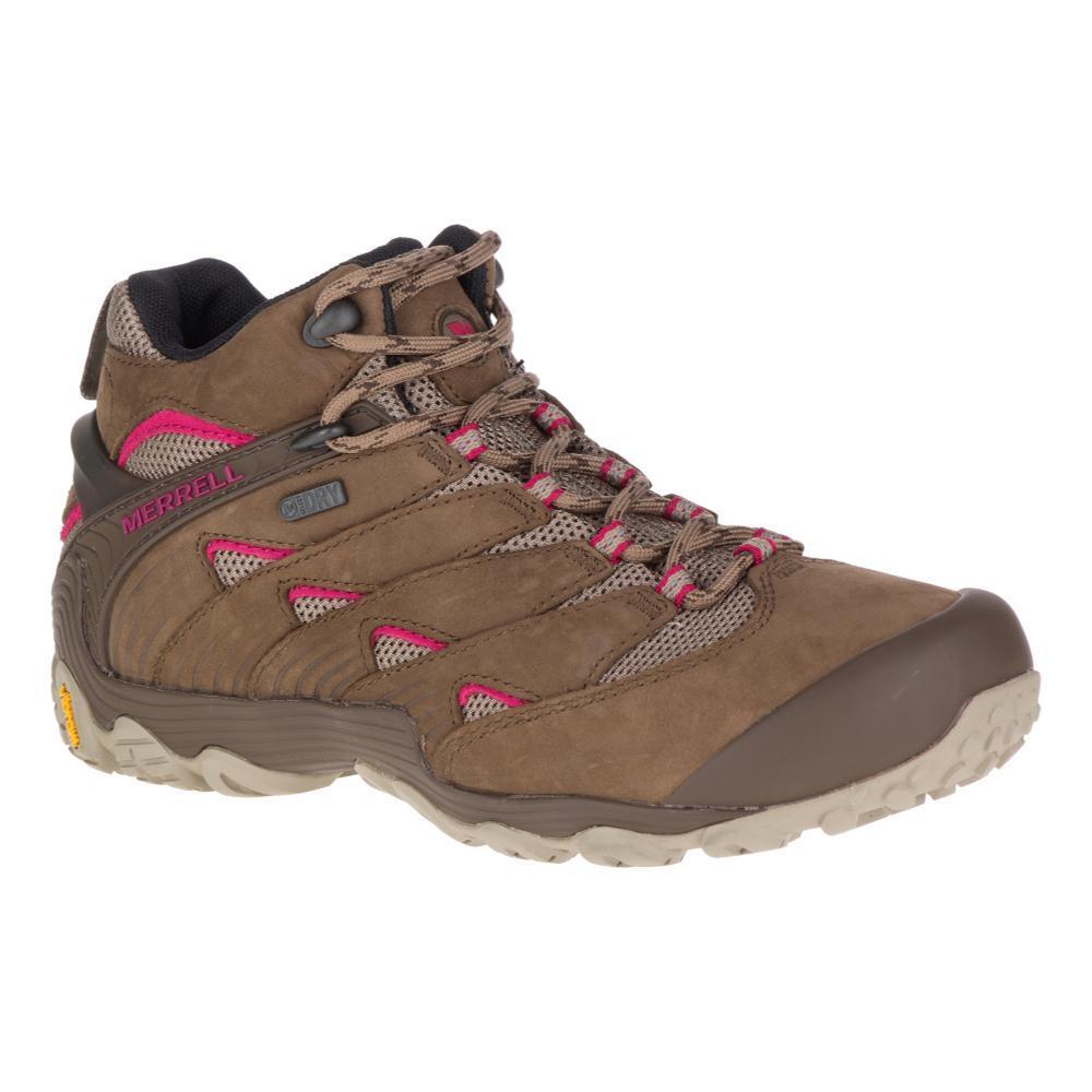 Merrell Women s Chameleon 7 Mid Waterproof Hiking Boots Item   J12040 7da9f35eb4