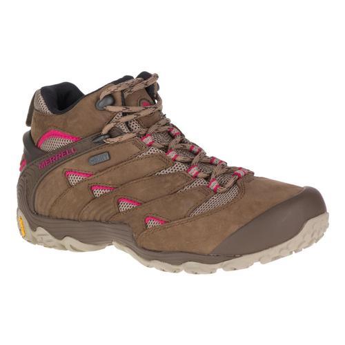 Merrell Women's Chameleon 7 Mid Waterproof Hiking Boots Merstone
