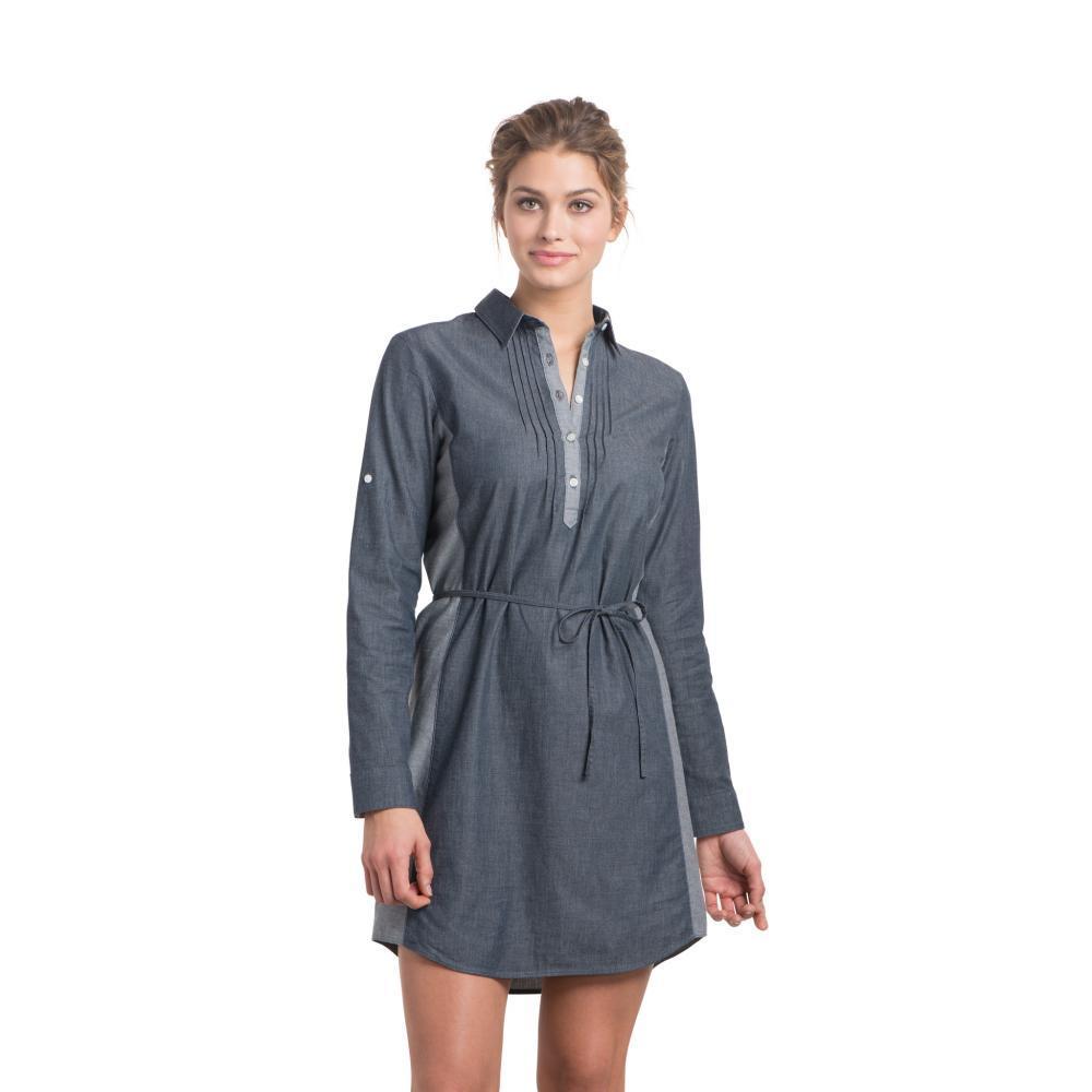 KUHL Women's Kiley Dress VINTINDIGO