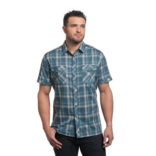 KUHL Men's Konquer Short Sleeve Shirt