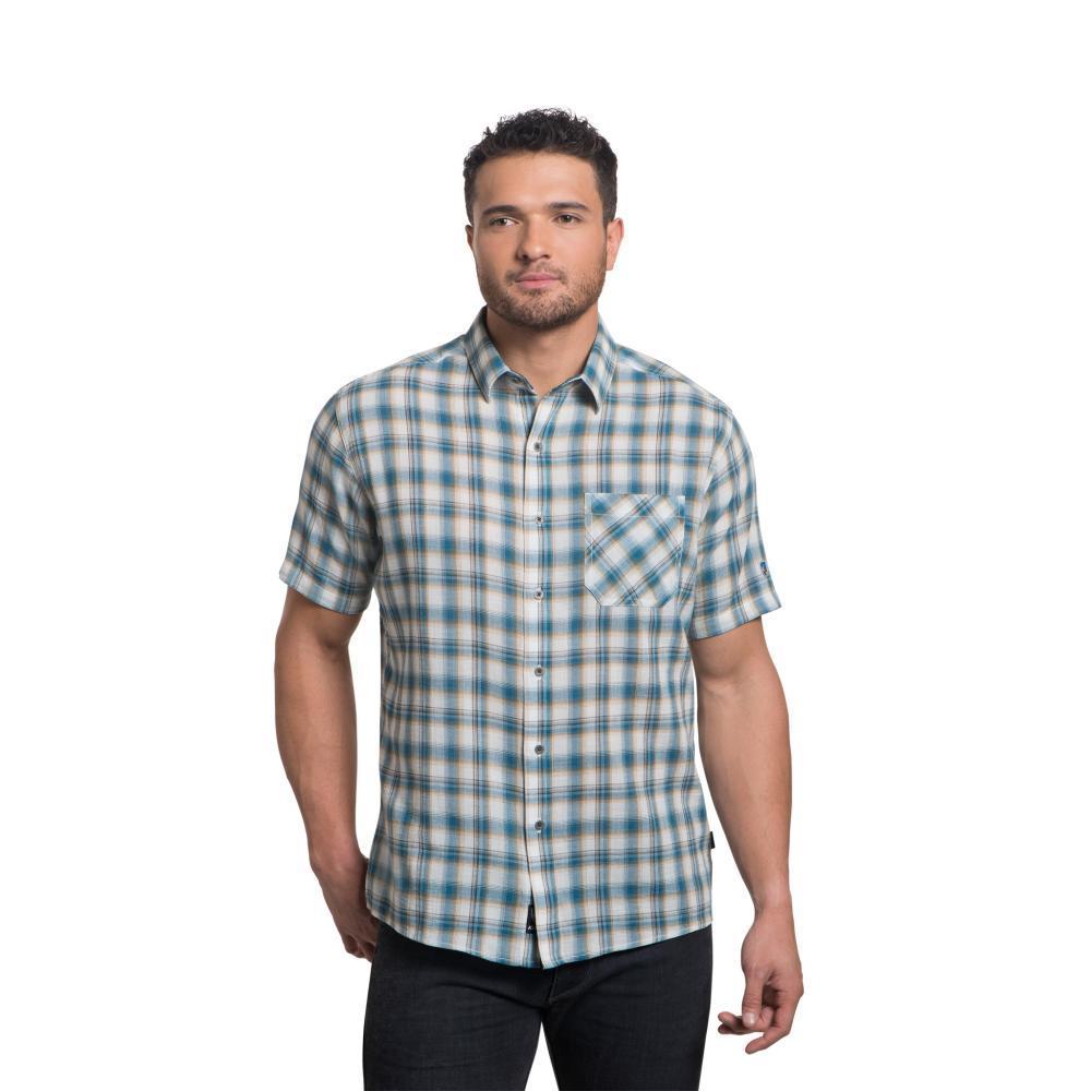 KUHL Men's Tropik Short Sleeve Shirt OASIS