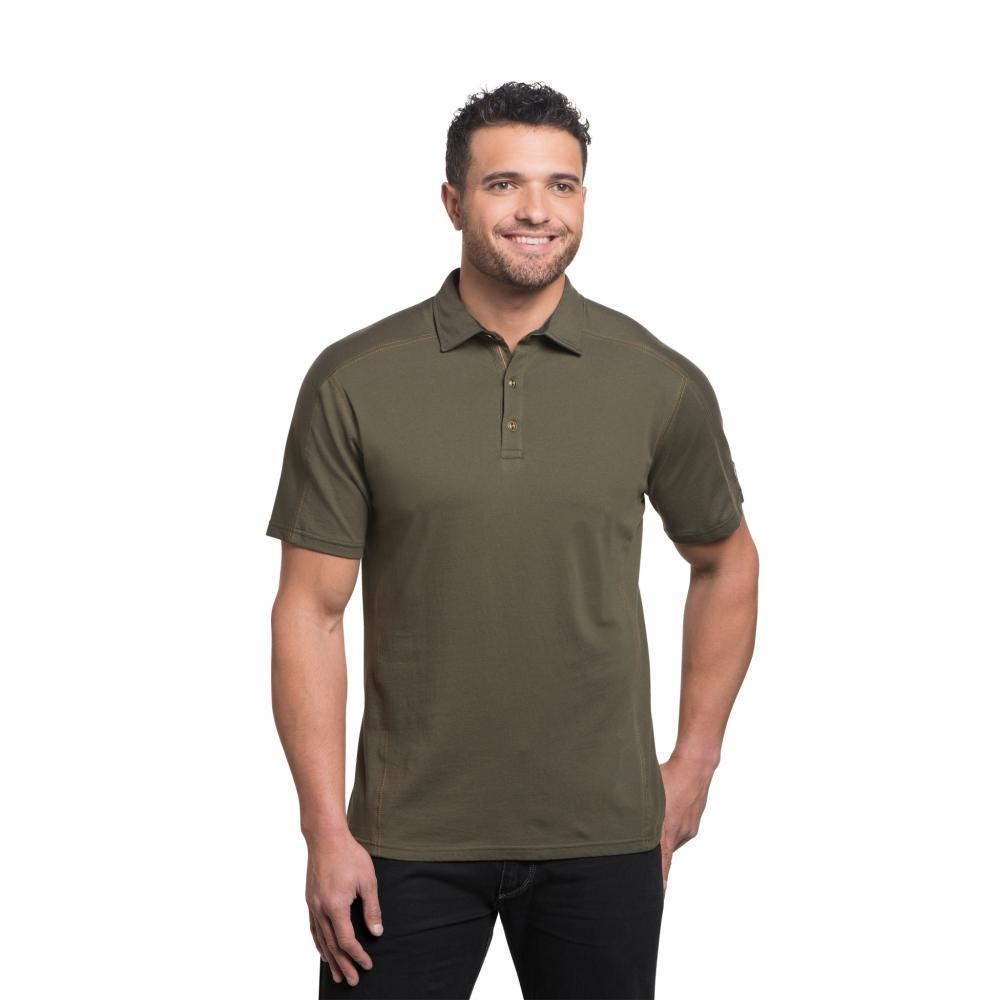 KUHL Men's Wayfarer Polo OLIVE