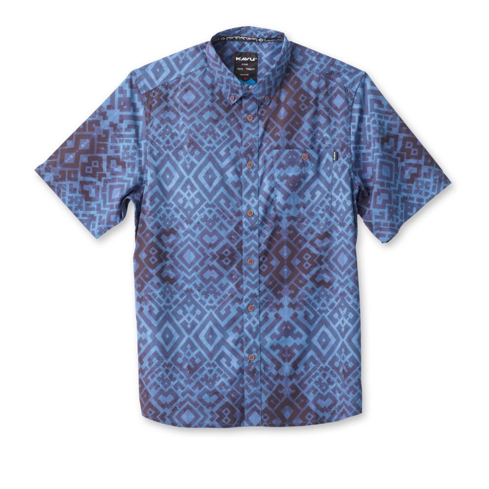 Kavu Men's River Wrangler Short Sleeve Shirt