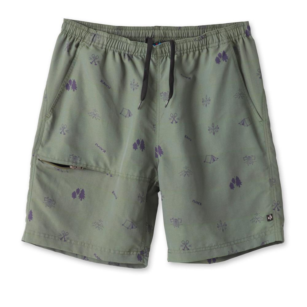 Kavu Men's Adrift Shorts - 8IN NWCAMP