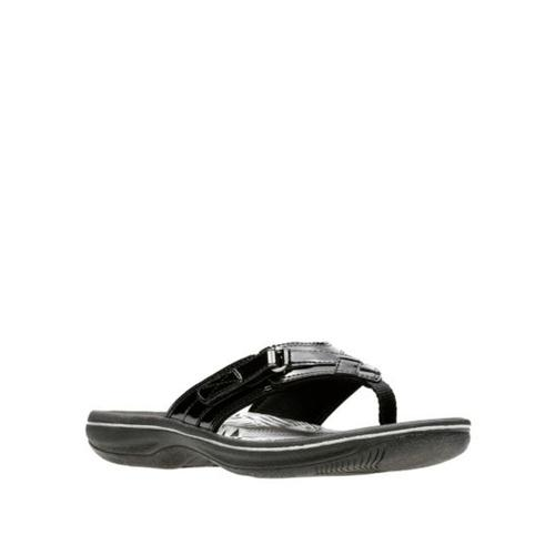 Clarks Women's Breeze Sea Flip Sandals