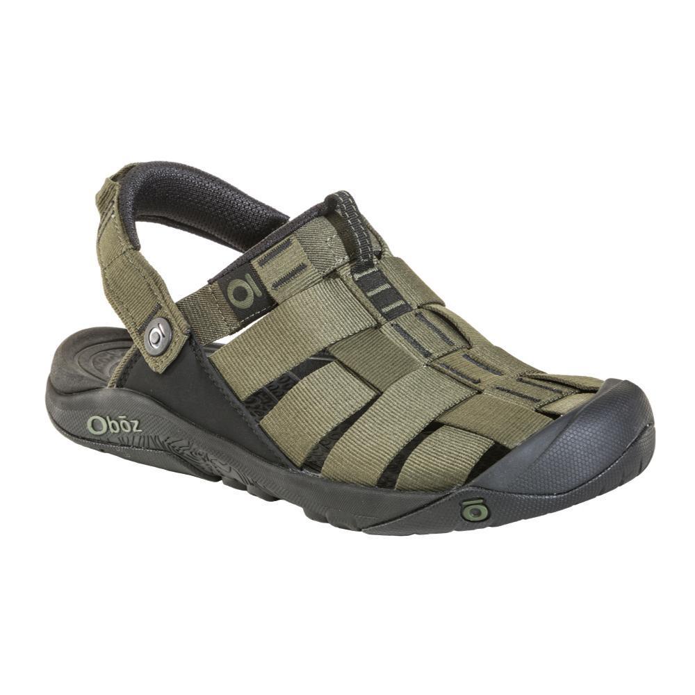 Oboz Men's Campster Shoes OLIVE