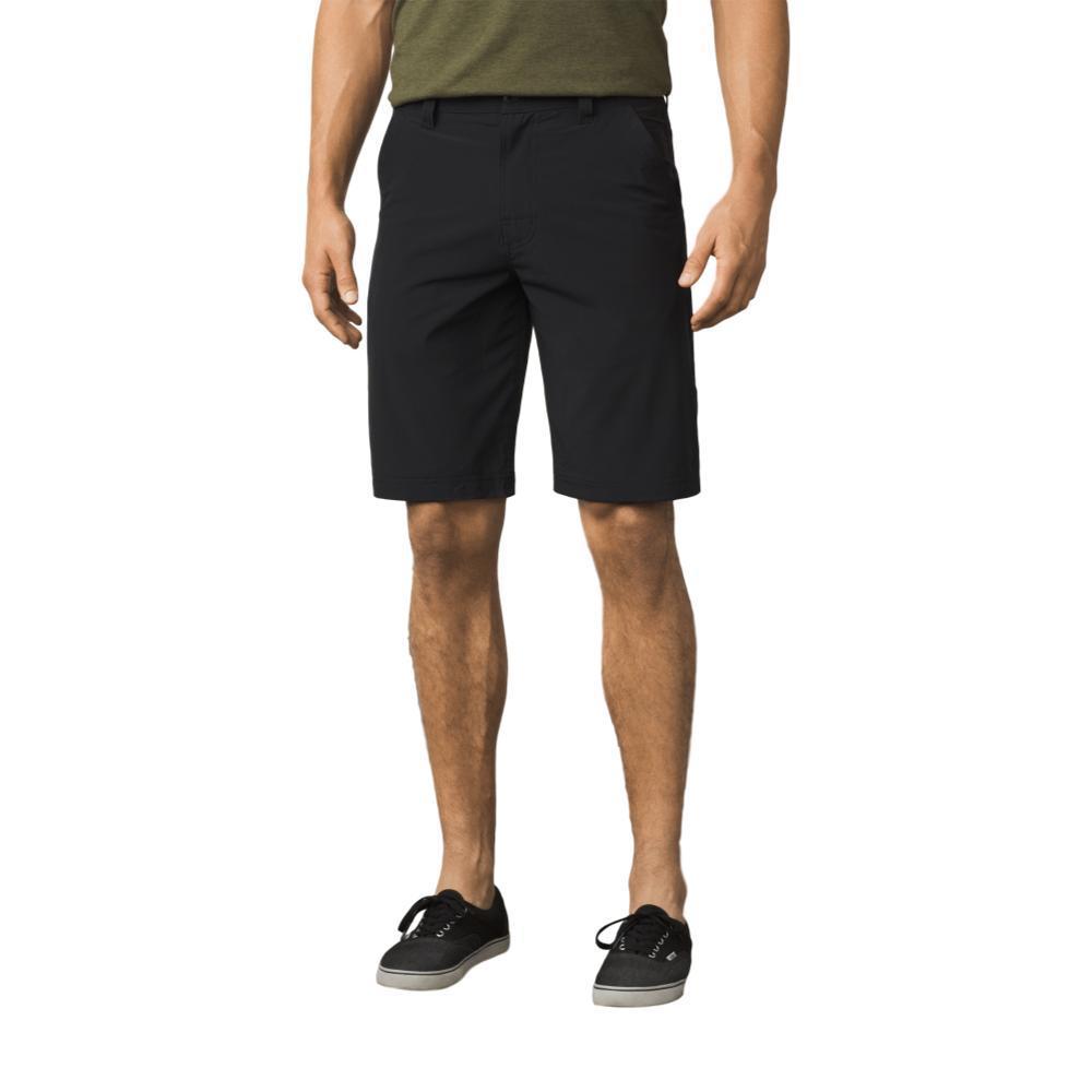 prAna Men's Ansa Shorts - 11in BLACK