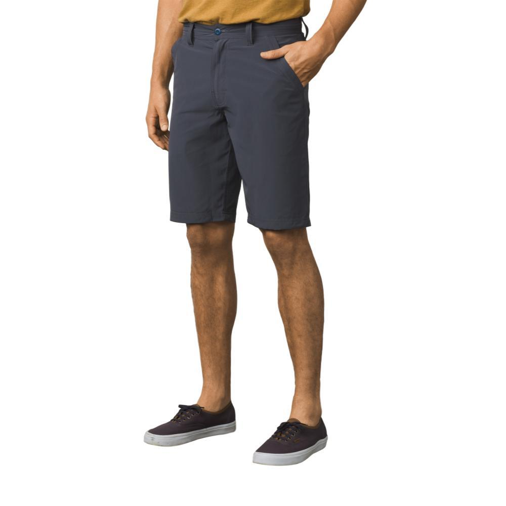 prAna Men's Ansa Shorts - 11in COAL