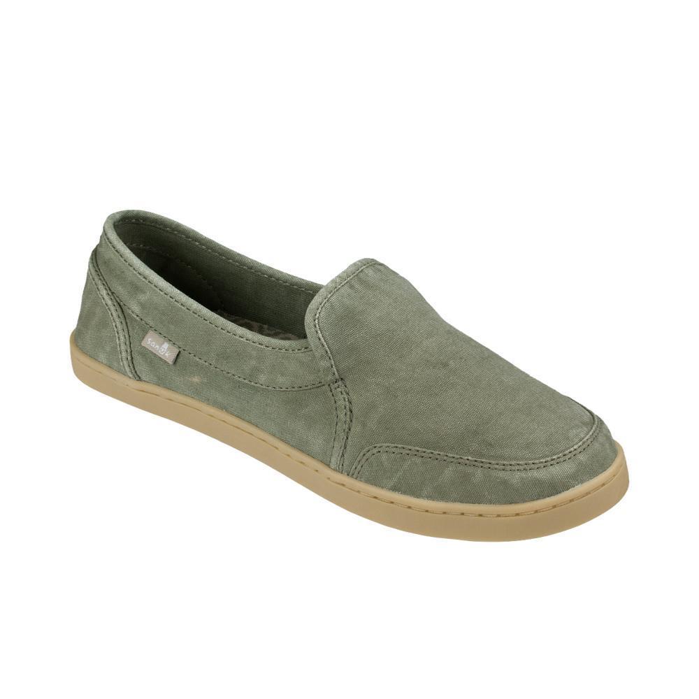 Sanuk Women's Pair O Dice Shoes OLIVE