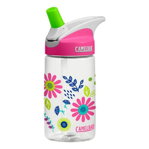 CamelBak Kids Eddy .4L Water Bottle Daisies