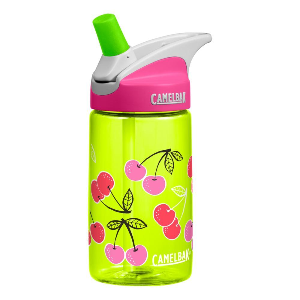 CamelBak Kids Eddy .4L Water Bottle CHERRIES