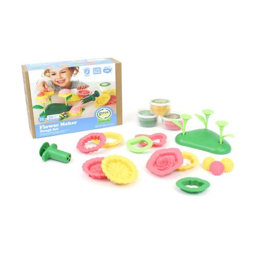 Green Toys Flower Maker Dough Set
