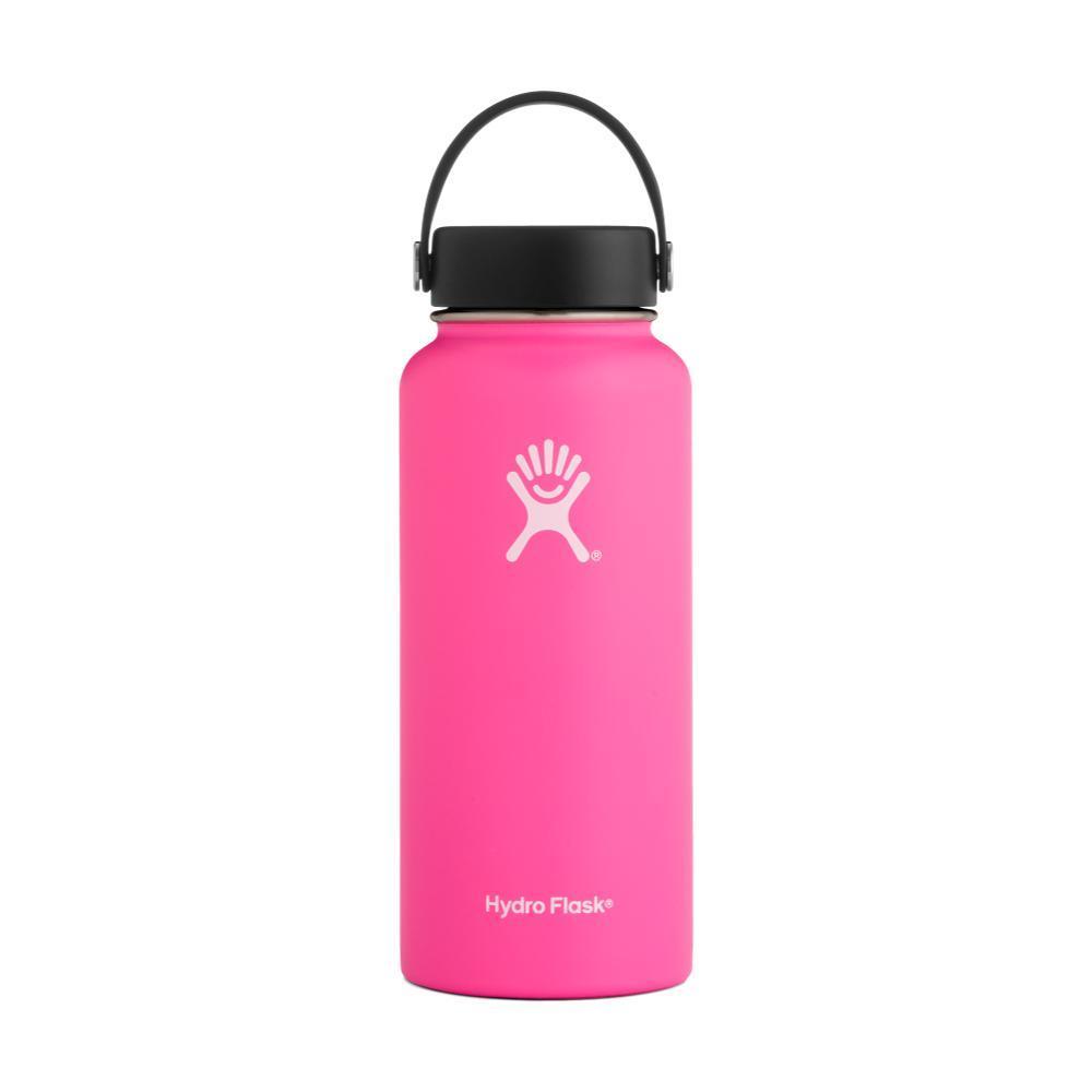Hydro Flask 32oz Wide Mouth Bottle - Flex Cap FLAMINGO