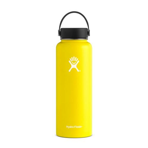 Hydro Flask 40oz Wide Mouth Bottle - Flex Cap