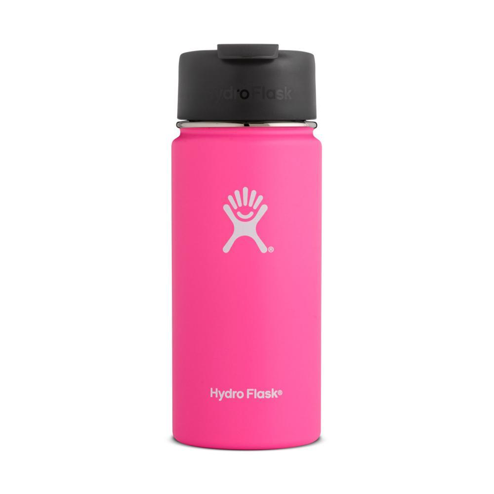 Hydro Flask 16oz Wide Mouth Bottle - Flip Cap FLAMINGO