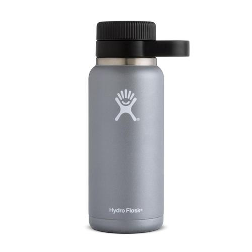 Hydro Flask 32oz Growler Graphite