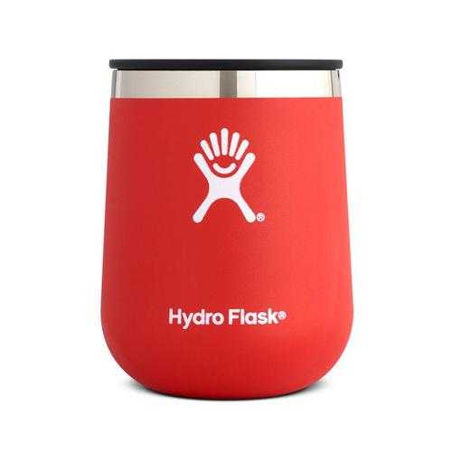 Hydro Flask 10oz Wine Tumbler LAVA