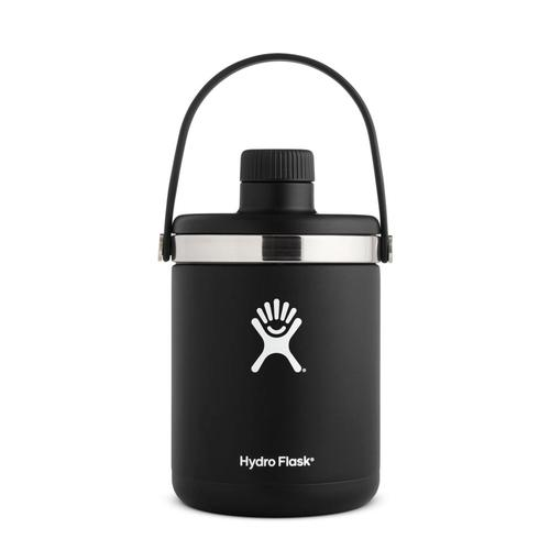 Hydro Flask 64oz Oasis Bottle BLACK