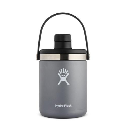 Hydro Flask 64oz Oasis Bottle GRAPHITE
