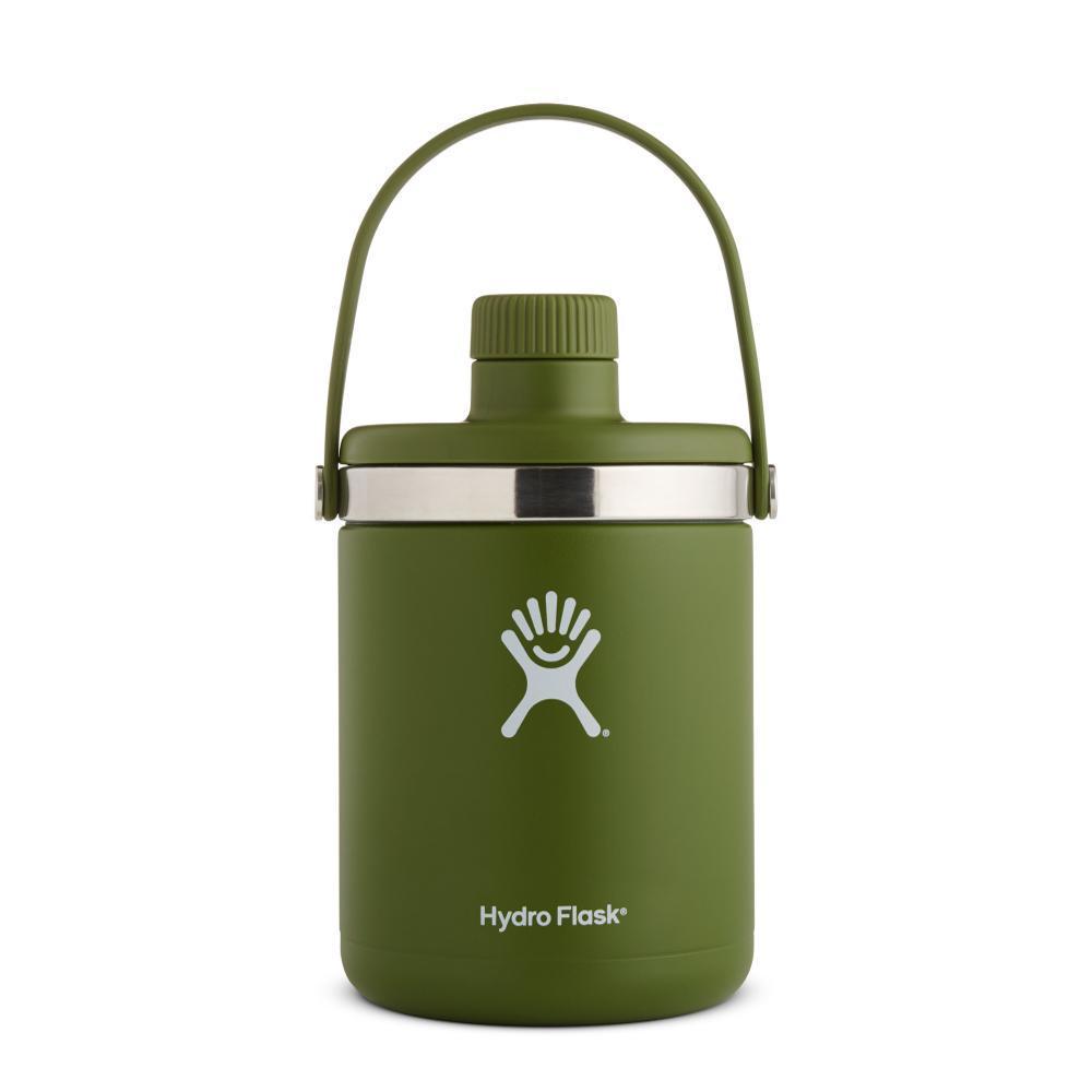Hydro Flask 64oz Oasis Bottle OLIVE