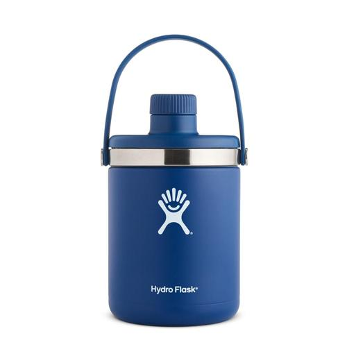 Hydro Flask 64oz Oasis Bottle COBALT