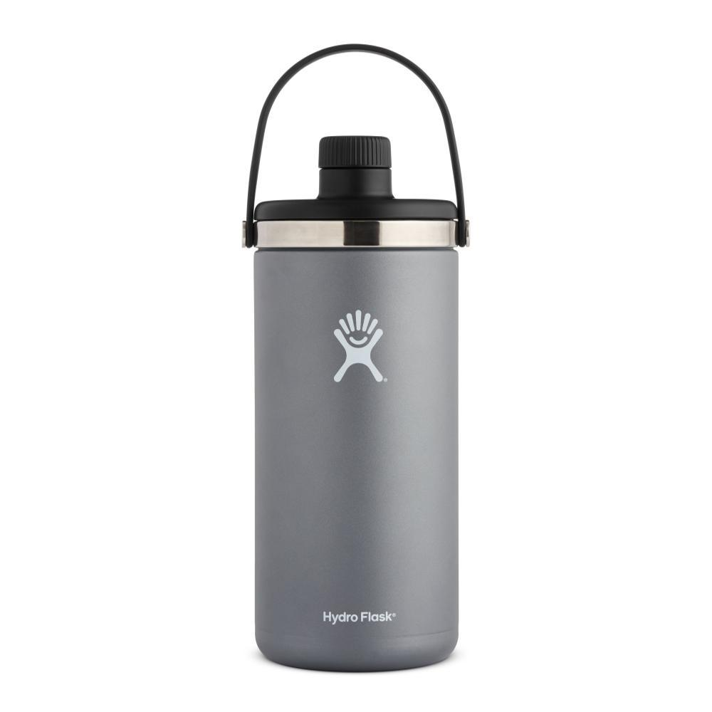 Hydro Flask 128oz Oasis Bottle GRAPHITE