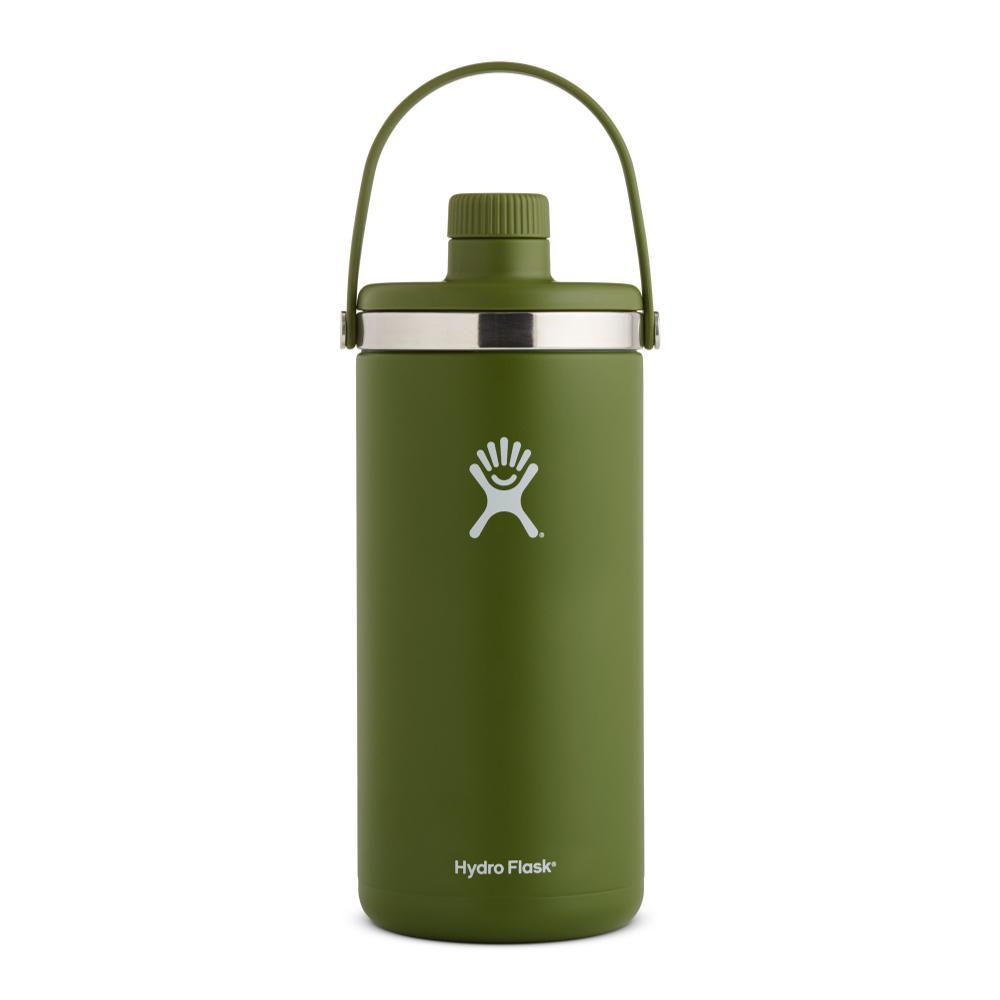 Hydro Flask 128oz Oasis Bottle OLIVE
