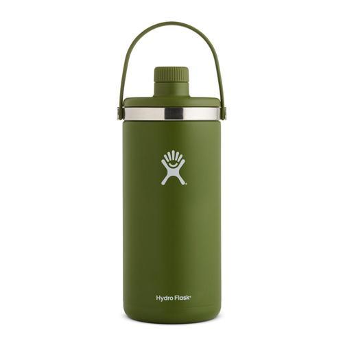 Hydro Flask 128oz Oasis Bottle OLIVE