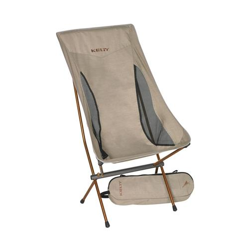 Kelty Linger High-back Chair Hthrd.Tundra