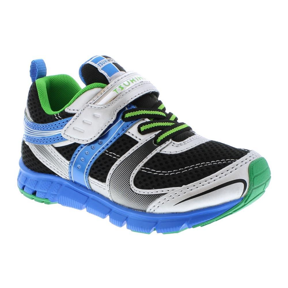 Tsukihoshi Kids Velocity Sneakers SLVRBLK_040