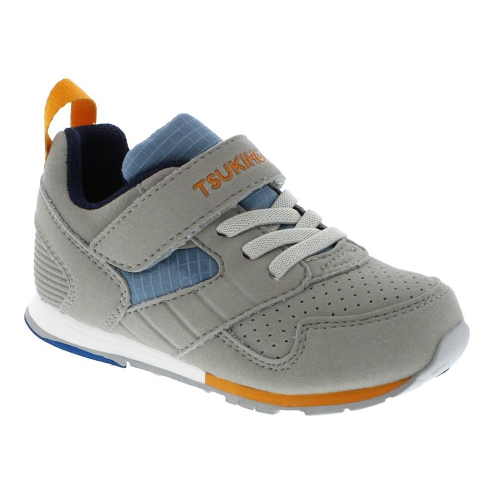 Tsukihoshi Kids Racer Sneakers GREY050