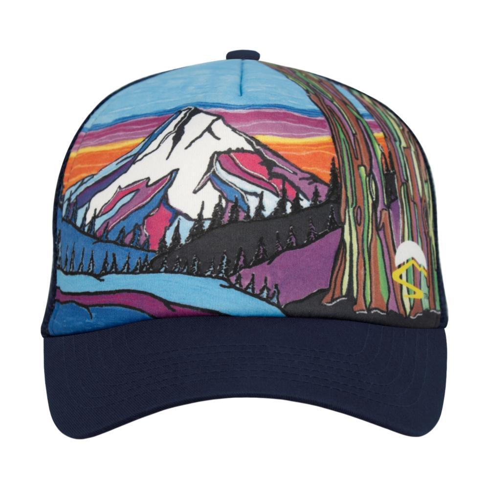 Sunday Afternoons Artist Series Mountain Trucker Hat MOUNTAIN