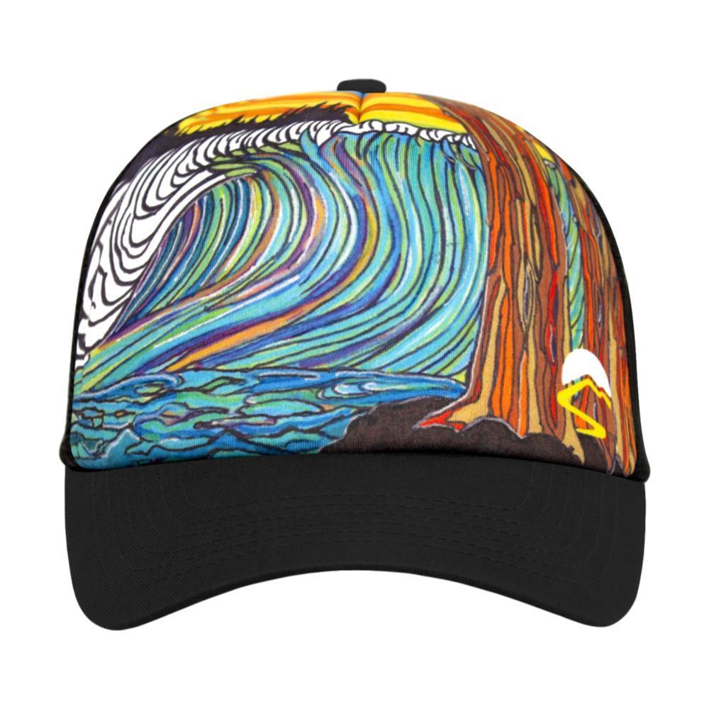 Sunday Afternoons Artist Series Ocean Trucker Hat OCEAN