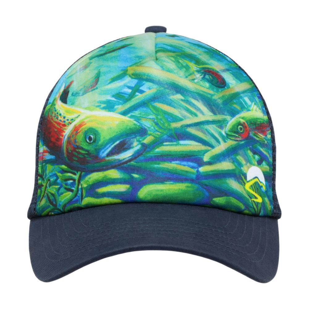 Sunday Afternoons Artist Series Wild & Scenic Trucker Hat WILDSCENIC