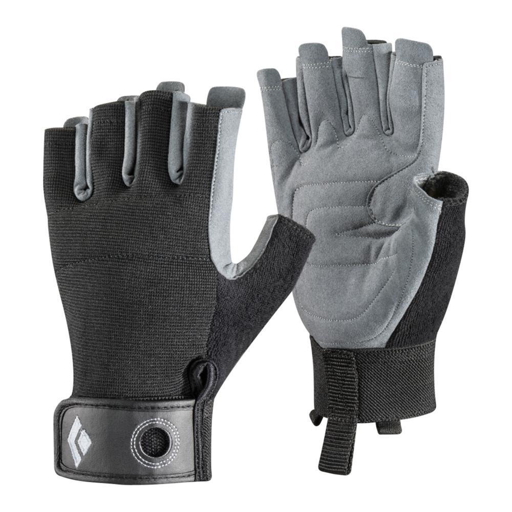 Black Diamond Crag Half- Finger Gloves