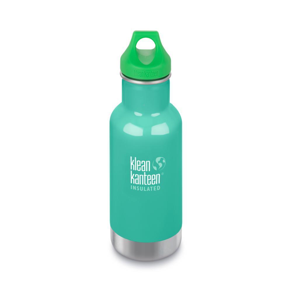 Klean Kanteen Kid Classic Insulated Bottle - 12oz SEACREST