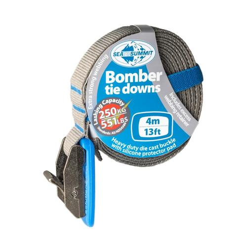 Sea To Summit Bomber Tie Downs - 4M Blue