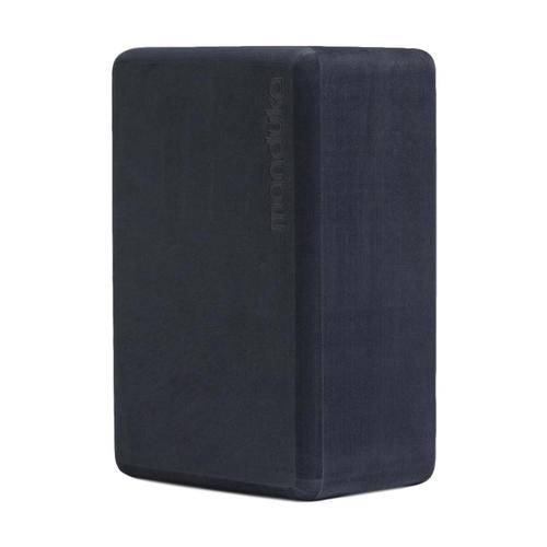 YOGA BLOCK - R FOAM - MIDNIGHT
