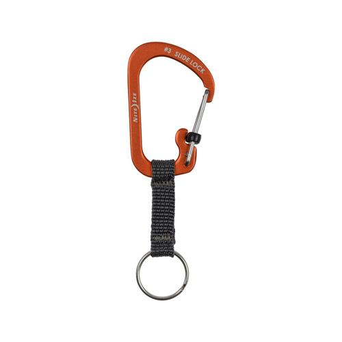 Nite Ize Slidelock Key Ring Aluminum