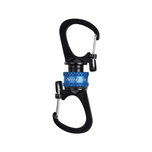 Nite Ize Sidelock 360 Magnetic Locking Carabiner